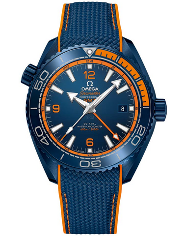 Omega Seamaster Planet Ocean 600m 45.5mm Big Blue Men's Watch