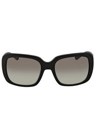 COACH GREY GRADIENT SQUARE LADIES SUNGLASSES