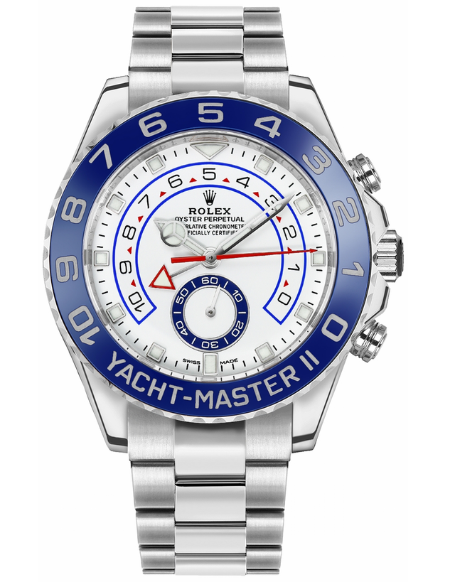 Rolex Yacht-Master II 44Mm Mens Watch