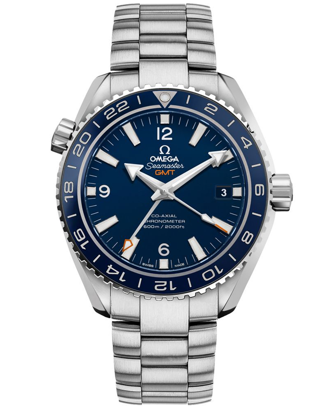 Omega Planet Ocean GMT 600m Mens Watch