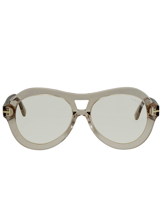 TOM FORD ISLAY ROUND SUNGLASSES