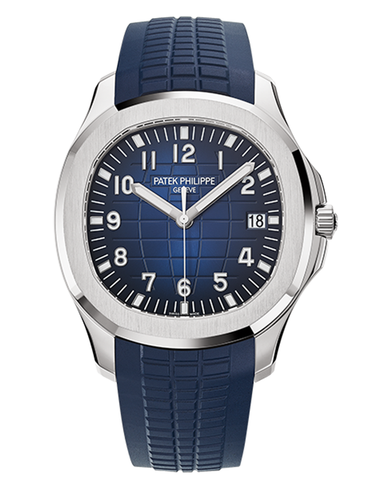 Patek Philippe Aquanaut Blue Dial Automatic Men's Watch
