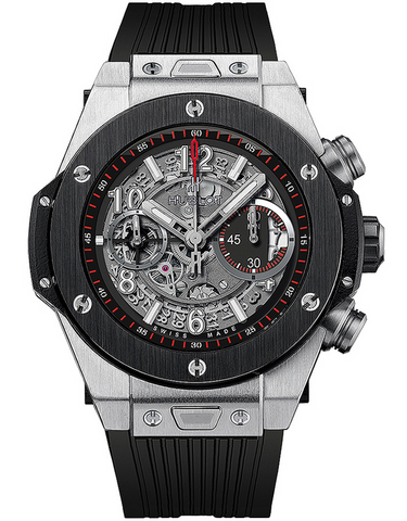 Hublot Big Bang Titanium Automatic Skeleton 45mm Men's Watch