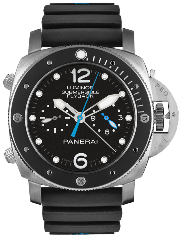 Panerai Luminor Submersible 1950 3 Days Chrono Flyback Automatic Men's Watch