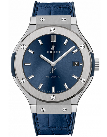 Hublot Classic Fusion Blue Men's Watch