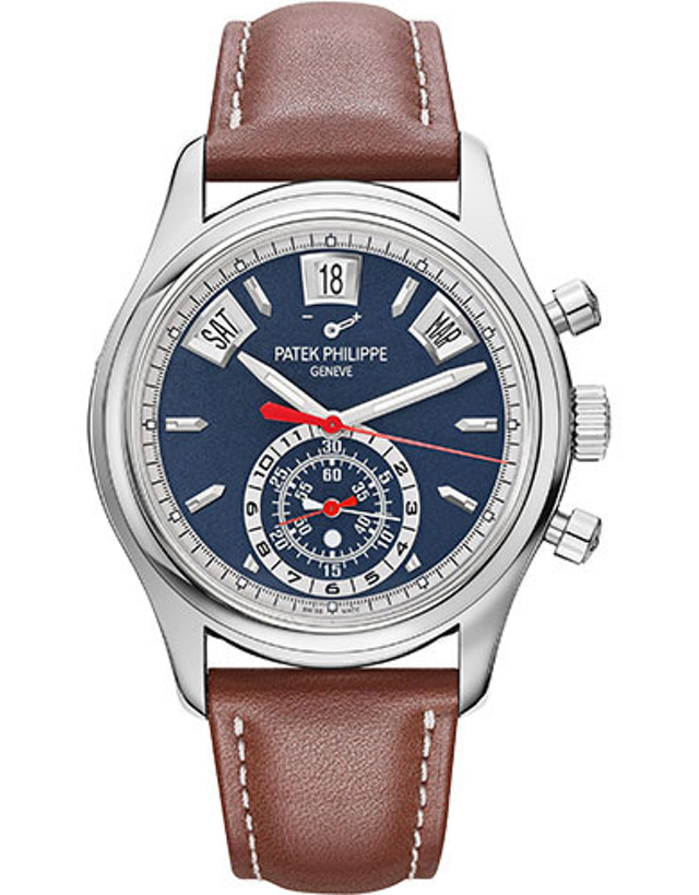 Patek Philippe Annual Calendar Chronograph Complications Men's Watch
