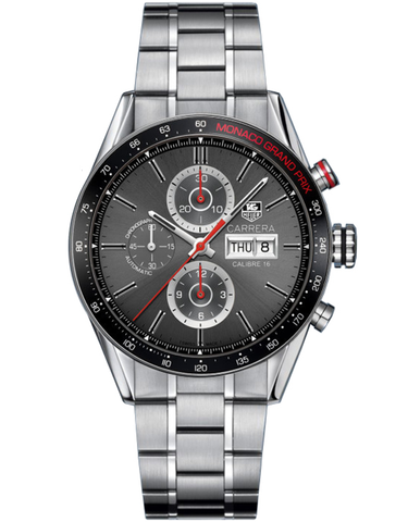 TAG HEUER CARRERA LIMITED MONACO GRAND PRIX EDITION MEN'S WATCH