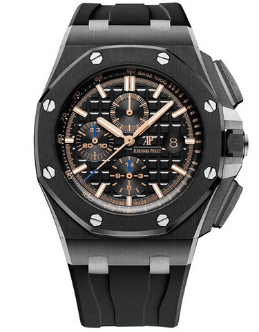 AUDEMARS PIGUET ROYAL OAK OFFSHORE CERAMICS BLACK AUTOMATIC