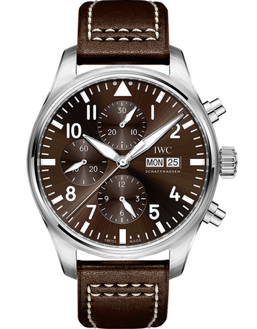 IWC Pilot's Watch Chronograph Mens Watch