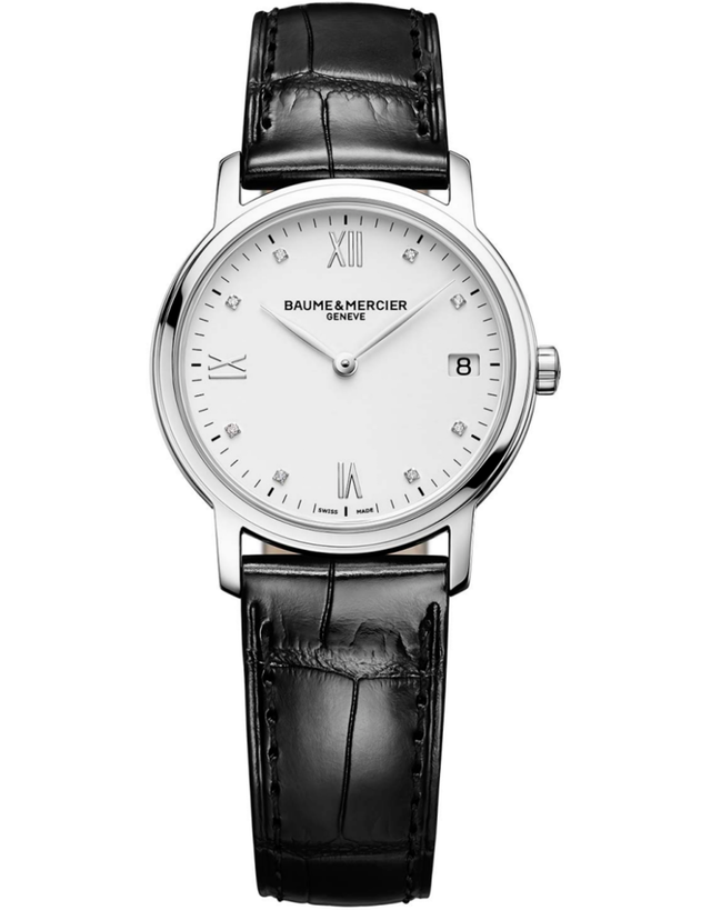 BAUME & MERCIER CLASSIMA QUARTZ WOMEN'S WATCH