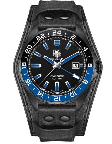TAG HEUER FORMULA 1 AUTOMATIC DAVID GUETTA LIMITED EDITION MEN'S WATCH