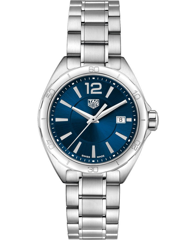 Tag Heuer Formula 1 Quartz Blue Dial 32Mm Steel Women's Watch