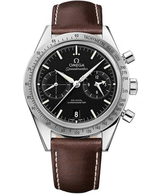Omega Speedmaster '57 Co-Axial Chronograph 41.5mm Mens Watch