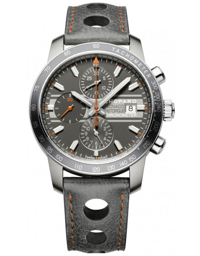 Chopard Grand Prix De Monaco Historique Chronograph Special Edition Titanium Men's Watch