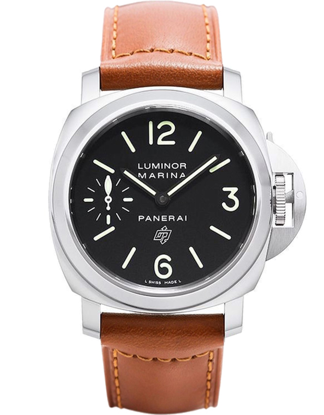 Panerai Luminor Marina Logo Acciaio 44Mm Men's Watch