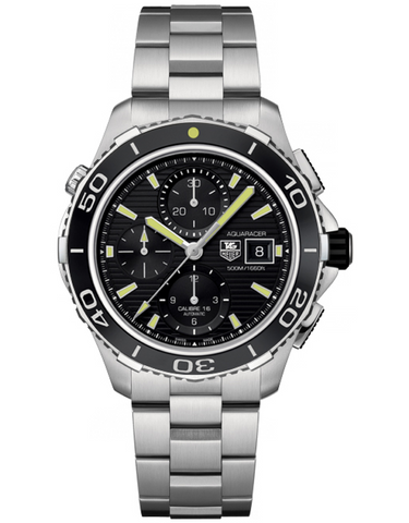 Tag Heuer Aquaracer 500M Automatic Chronograph Men's Watch