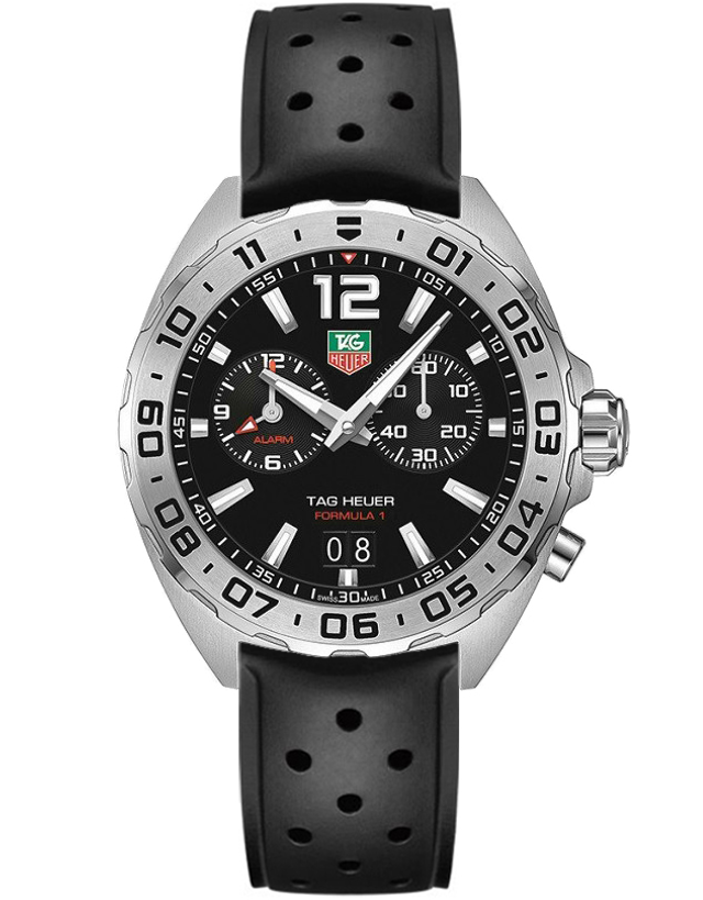 Tag Heuer Formula 1 Alarm Men's Watch