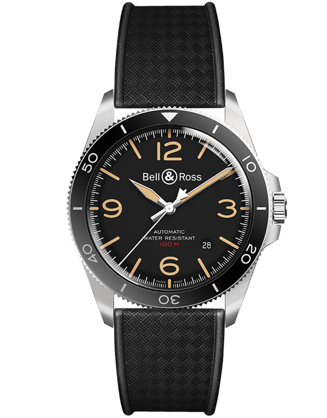 BELL & ROSS BR V2-92 MENS WATCH