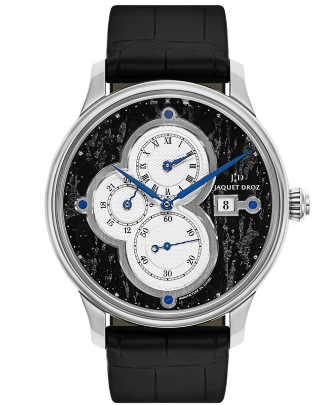 Jaquet Droz Astrale The Time Zones  Men's Watch