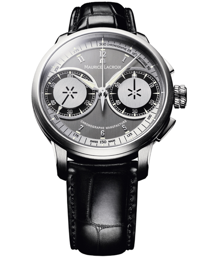 Maurice Lacroix Masterpiece Le Chronograph Mens Watch