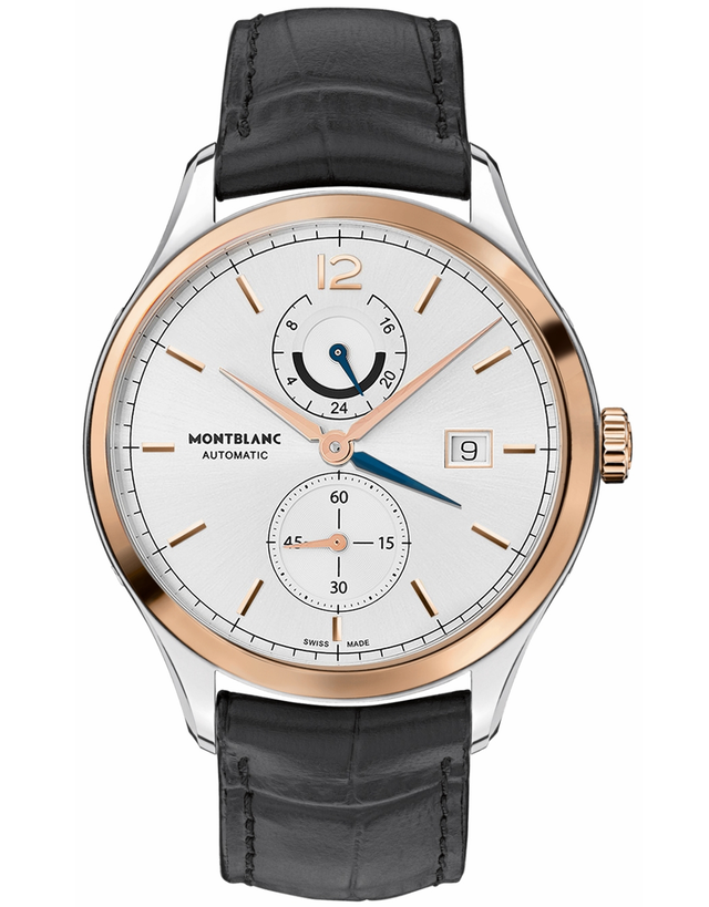 MontBlanc Heritage GMT Automatic Men's Watch