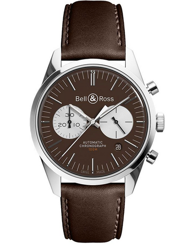 Bell & Ross Vintage Officer Limited Edition Men's Watch