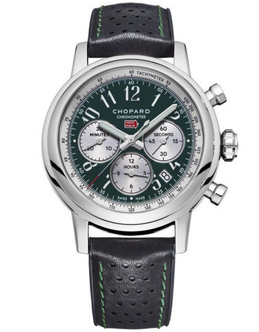 Chopard Mille Miglia Limited Edition Green Dial Men's Sport Watch