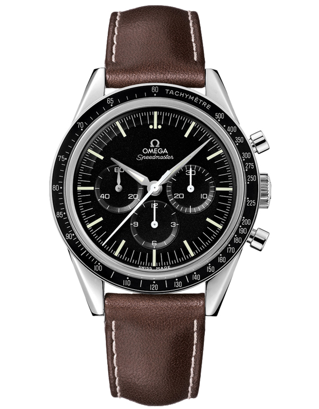 OMEGA SPEEDMASTER PROFESSIONAL MOONWATCH 50TH ANNIVERSARY NUMBERED EDITION MEN'S WATCH