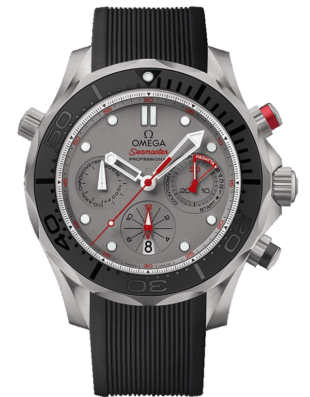 OMEGA SPECIALTIES SEAMASTER LIMITED EDITION 300M ETNZ MEN'S WATCH