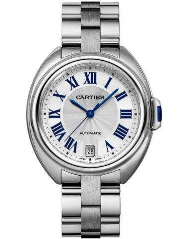 CARTIER CLE DE CARTIER 40MM MEN'S WATCH