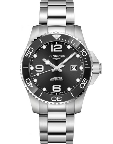 Longines HydroConquest Automatic 43mm Mens Watch