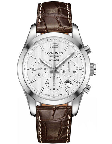 Longines Conquest Classic Automatic Chronograph Men's Watch