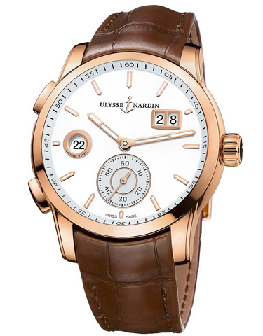 Ulysse Nardin Dual Time Manufacture Men's Watch