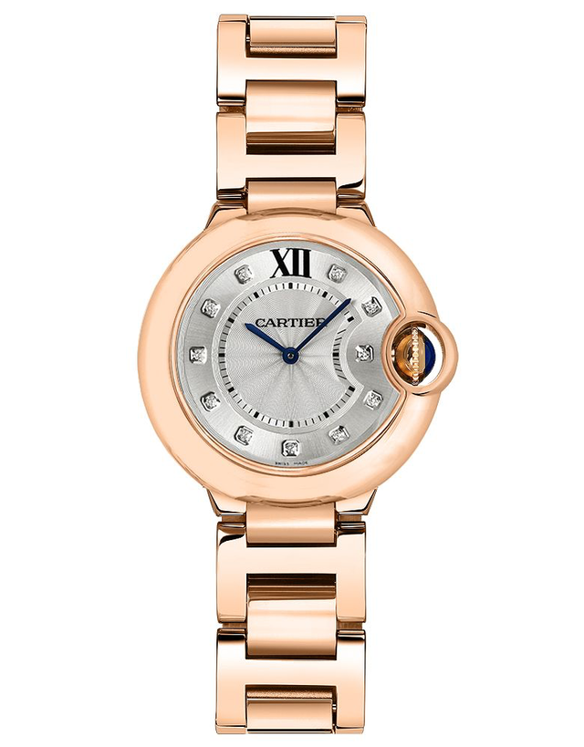Cartier Ballon Bleu Ladies Watch