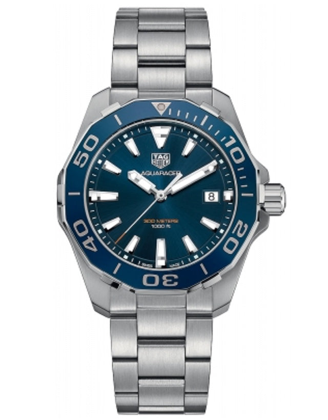 Tag Heuer Aquaracer 300M 40.5Mm Men's Watch