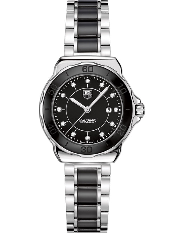 TAG HEUER FORMULA 1 QUARTZ 32MM LADIES WATCH