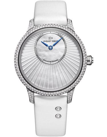 Jaquet Droz Petite Heure Minute 35mm Ladies Watch