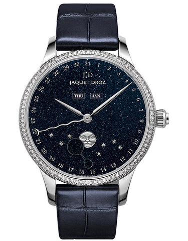Jaquet Droz Astrale Eclipse 39mm Ladies Watch