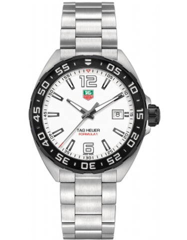 TAG HEUER FORMULA 1 QUARTZ 41MM MENS WATCH