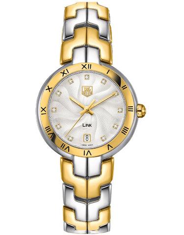 TAG HEUER LINK QUARTZ 34MM WOMEN'S WATCH