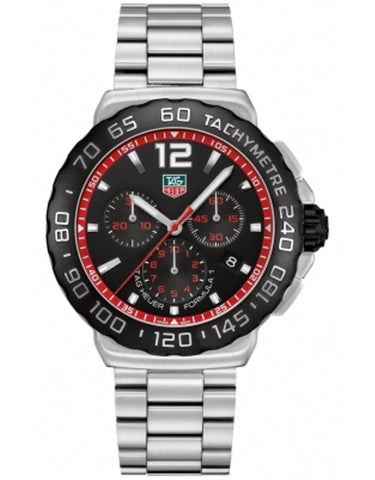 Tag Heuer Formula 1 Quartz Chronograph Men's Watch