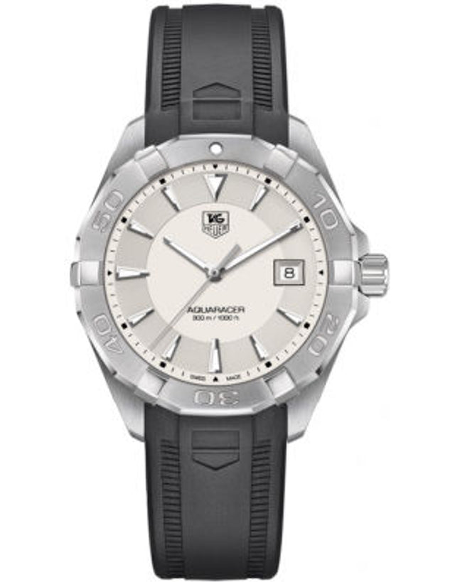 TAG HEUER AQUARACER QUARTZ MENS WATCH