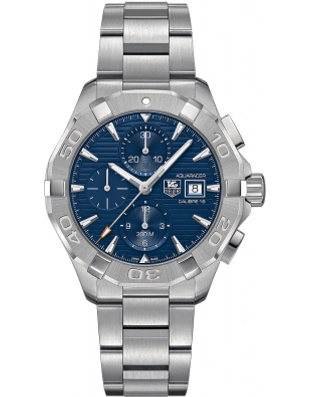 Tag Heuer Aquaracer 300M Automatic Chronograph Men's Watch