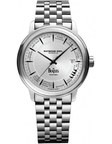 Raymond Weil Maestro Beatles Watch Mens Watch