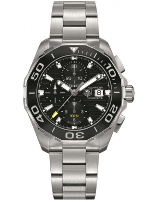 TAG HEUER AQUARACER 300M AUTOMATIC CHRONOGRAPH 43MM MEN'S WATCH