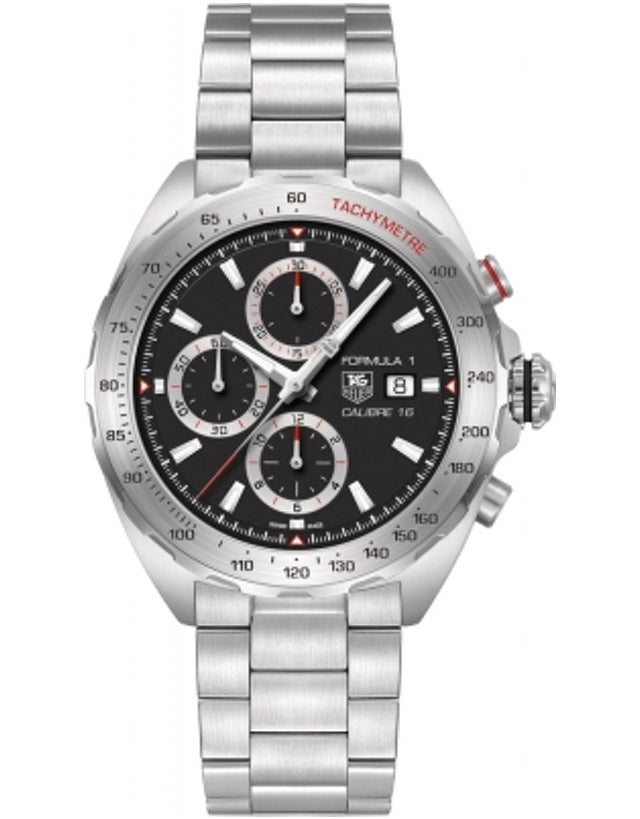 TAG HEUER FORMULA 1 AUTOMATIC CALIBRE 16 CHRONOGRAPH MEN'S WATCH
