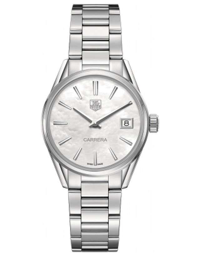 Tag Heuer Carrera Quartz Women's Watch