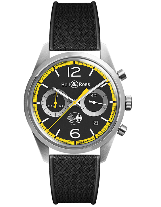 Bell & Ross Vintage Limited Edition Men's Watch