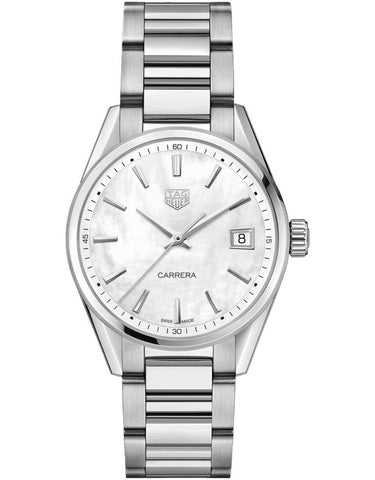 Tag Heuer Carrera Quartz 36mm Ladies Watch