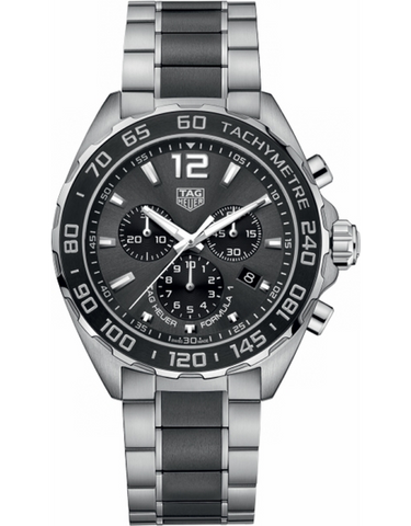 Tag Heuer Formula 1 Quartz Chronograph 43Mm Men's Watch